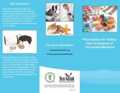AVMA NSGO brochure front cover Page 1