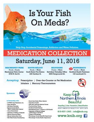 KNIB-Medication Collection Flyer-2016