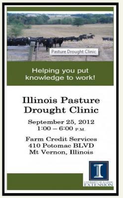 IL drought clinic