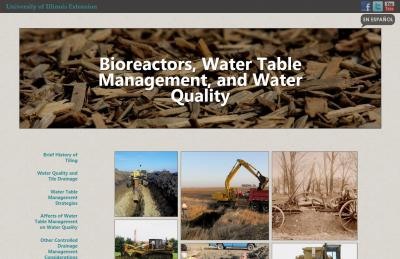 Figure. New online resource on newer agricultural tiling capabilities.