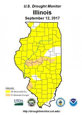 DroughtMonitor-20170912 IL