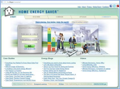 Home Energy Calculator