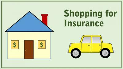 Shopping for insurance