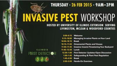 Invasive Pest image