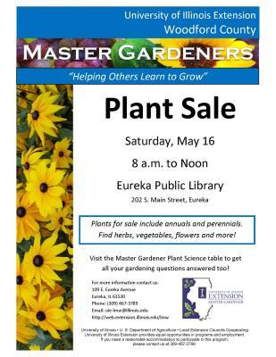 Plant Sale flyer 2015