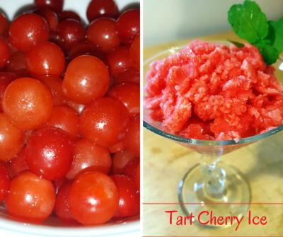 Tart Cherry Ice Canva