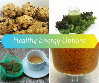 healthy energy options