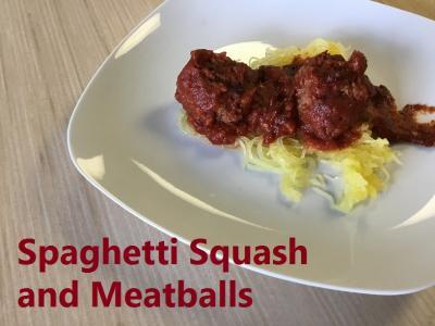 Squash Meatballs - Copy