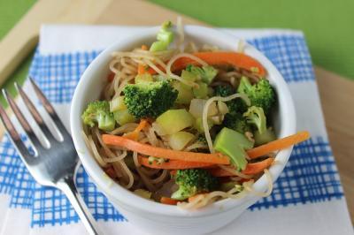 Veggie Chow Mein - INEP