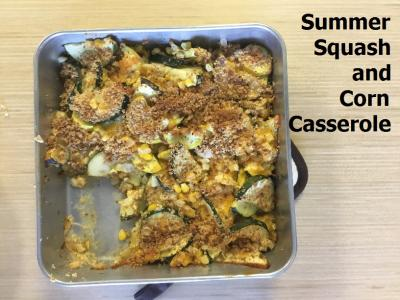 Zuch and Corn Casserole - Copy