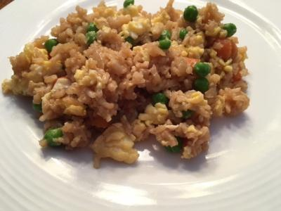 Flavorful Fried Rice