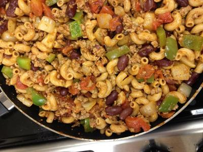 Healthy Turkey Skillet