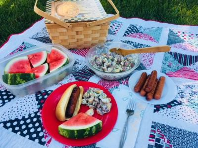Picnic Potato Salad1