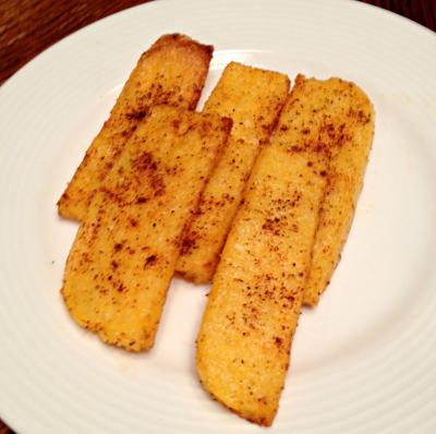 Polenta Steak Fries