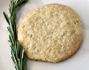 Rosemary Almond Cookie