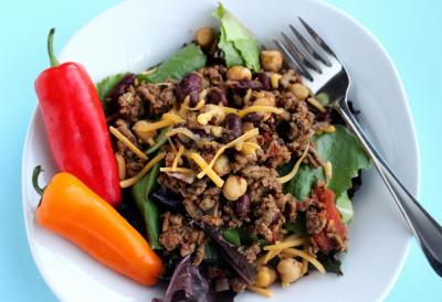 Southwestern Salad  INEP