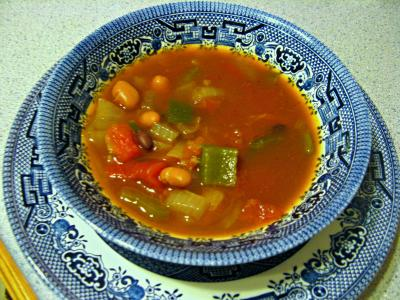 Southwestern Vegetable Soup