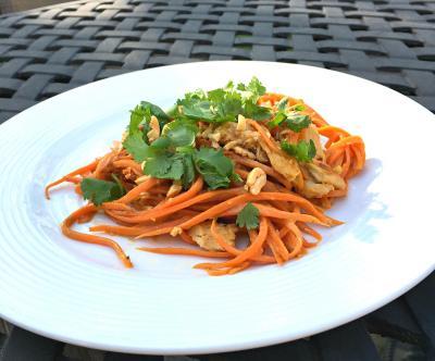 Thai Carrot Noodle
