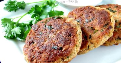 tuna patties 1