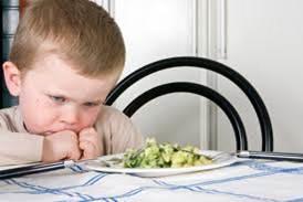 choosy eater