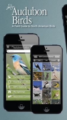 Audobon Bird App