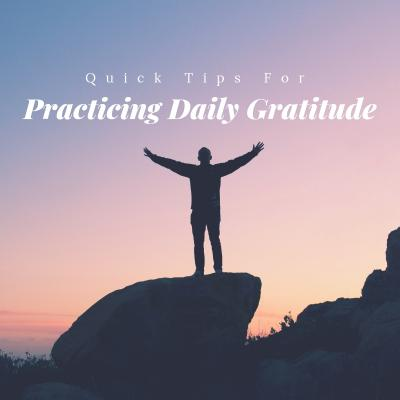 Practicing Daily Gratitude