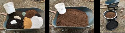 Seed Blocking Mix