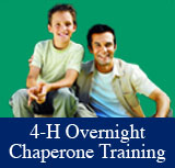 4-H Overnight Chaperone Orientation