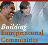 Building Entrepreneurial Communities