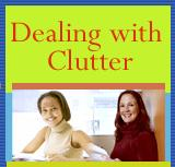 Are you overwhelmed with clutter? This website helps you deal with the many barriers to getting organized.