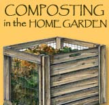 Turn your yard waste into compost.