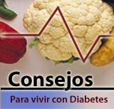 Consejos Para vivir con Diabetes