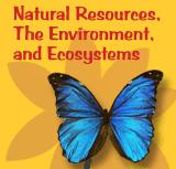 Natural Resources, the Environment and Ecosystems