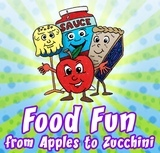 Food Fun from Apples to Zucchini
