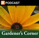 Gardener's Corner Podcast