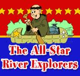 Join famous North American river explorers as you learn about what rivers are, how they form, and why they are so important to us.