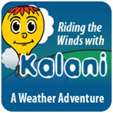Riding the Winds with Kalani: A Weather Adventure