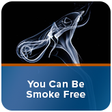 You Can Be Smoke Free