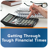 Getting Through Tough Financial Times