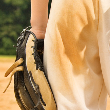 Clay Stains On Baseball Uniforms