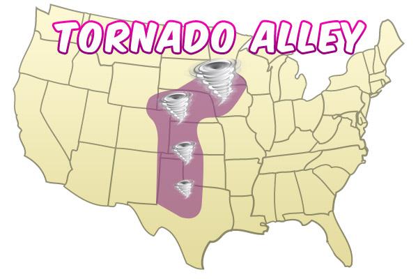 Tornado Alley Tree House Weather Kids University of Illinois
