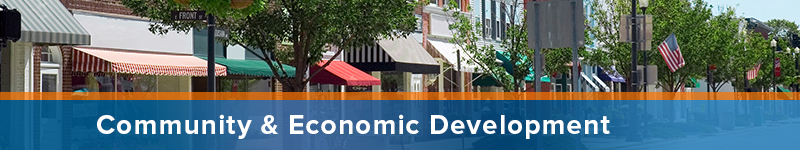 Community and Economic Development