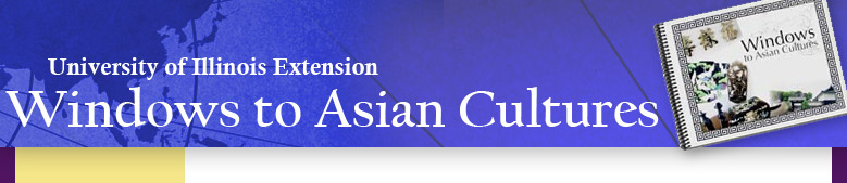 banner image for Windows to Asian Cultures
